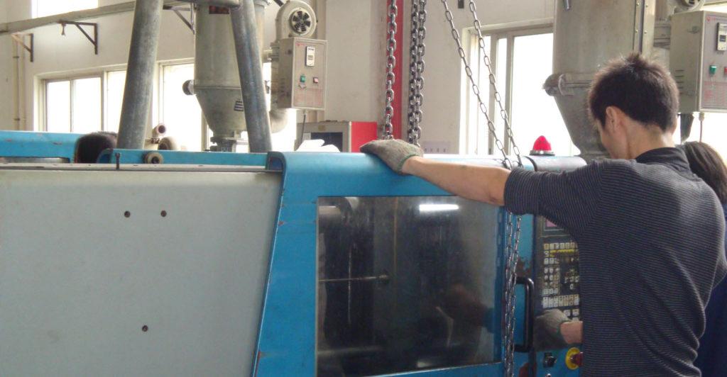 Operando Inyección Plástica